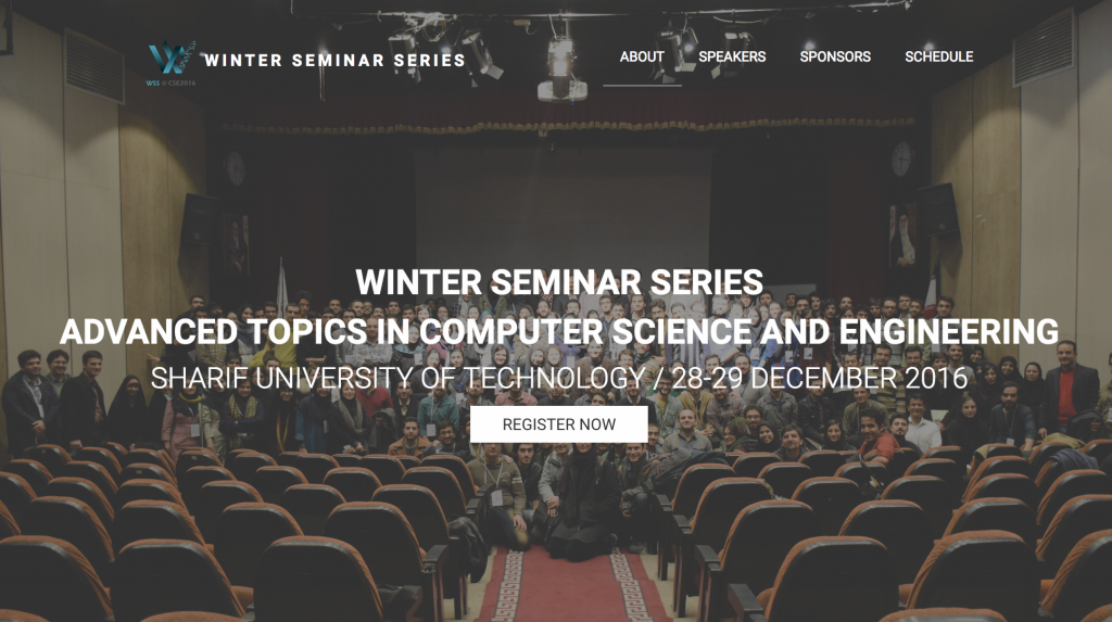 The story of a winter seminar series – Knowledge Diffusion